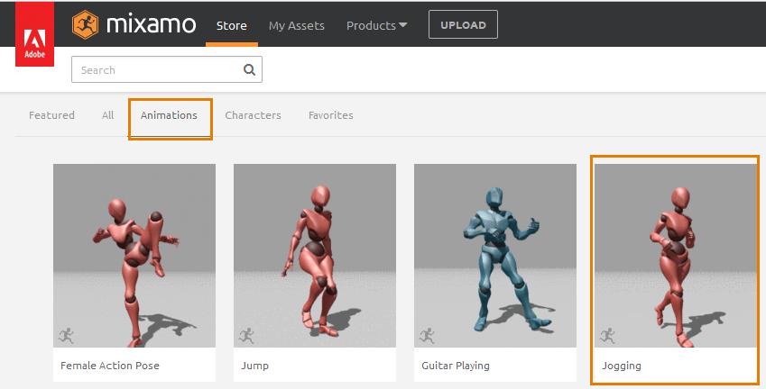 Importing Motion Clips « docs axyz-design com