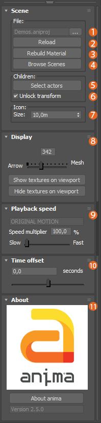 Using the Anima plugin for 3ds Max « docs axyz-design com