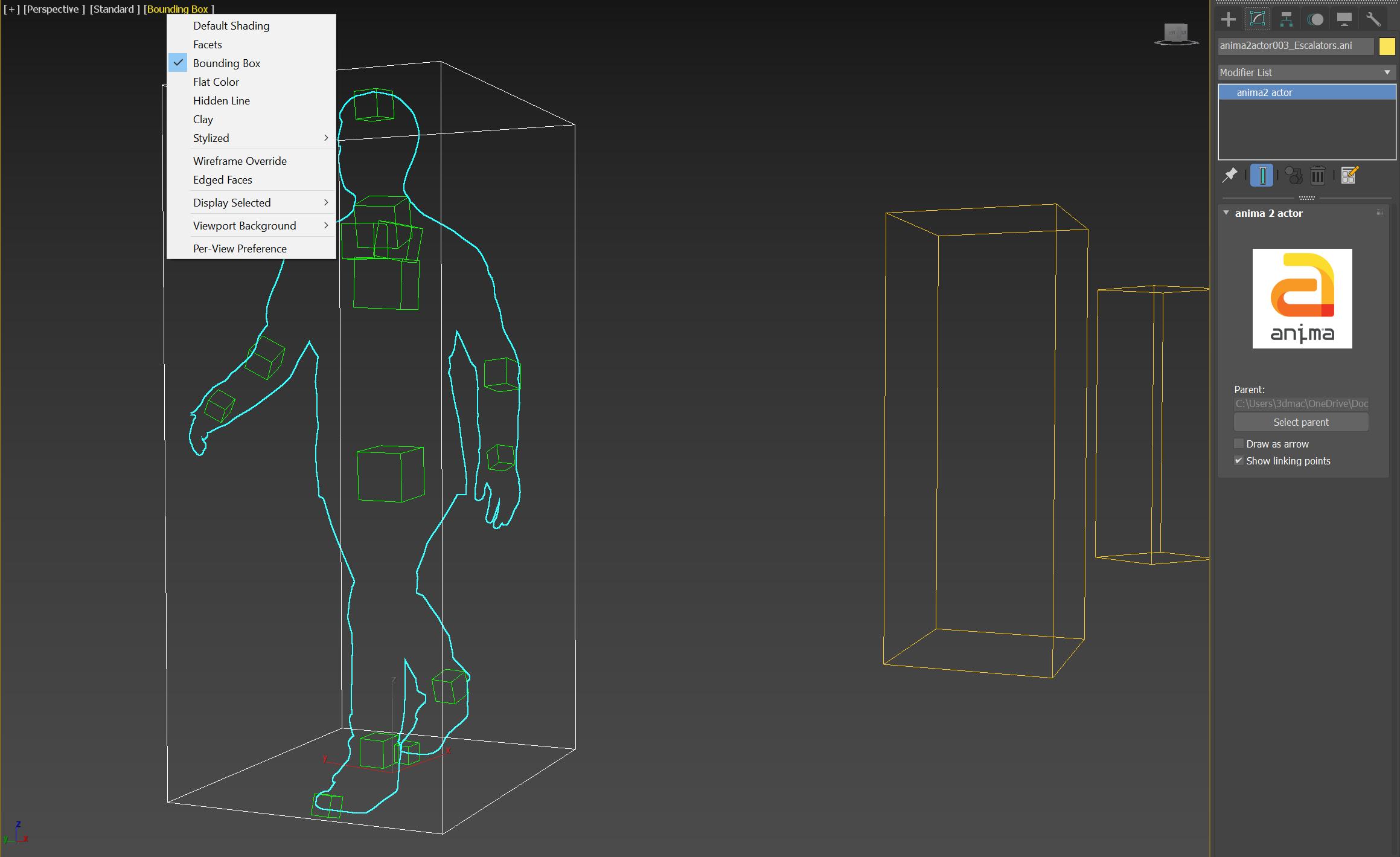 Linking Props inside 3DSMax « docs axyz-design com