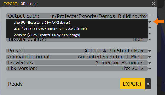 FBX Exporter « docs axyz-design com